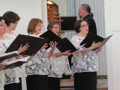 kirkkokonsertissa (7)
