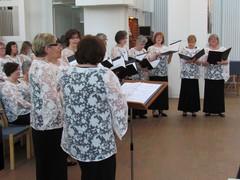 kirkkokonsertissa (9)