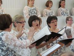 kirkkokonsertissa (10)