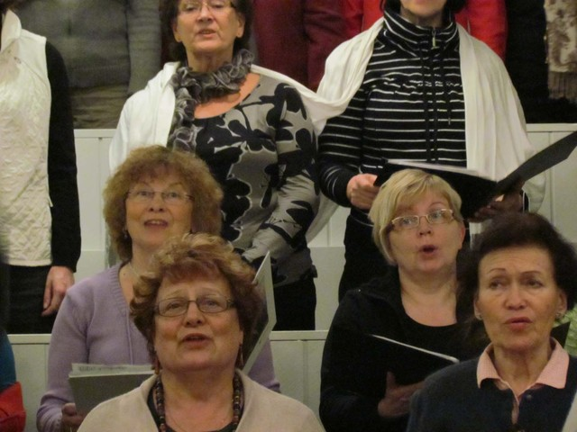 harjoitukset kirkossa (2)