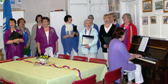 VanDaamit Königstedtissä 5.5.2013