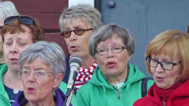 laulajia Marja, Sirkka-Liisa, Riitta, Marita, Soili