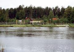 Kivijärven lapintalo Itä-Inarissa, VVV.