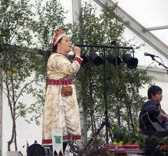 Kolttajuhlat 2009, Sevettijärvi; Tiina Sanila-Aikio, VVV.