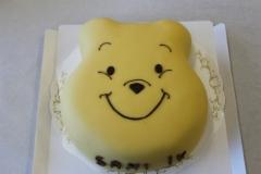 Nalle-puh kakku