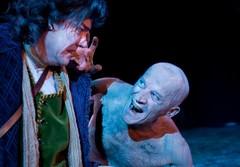 Bilbo ja Klonkku (kuva Ari Nakari