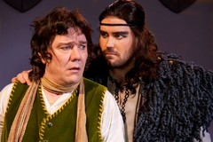 Bilbo ja Thorin (kuva Ari Nakari)
