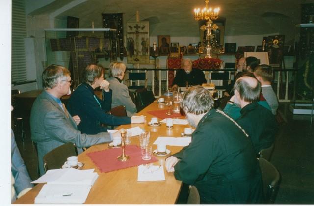 Platon seminaari 2001
