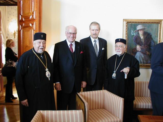 Ekumeeninen kirkkokeräys Viroon