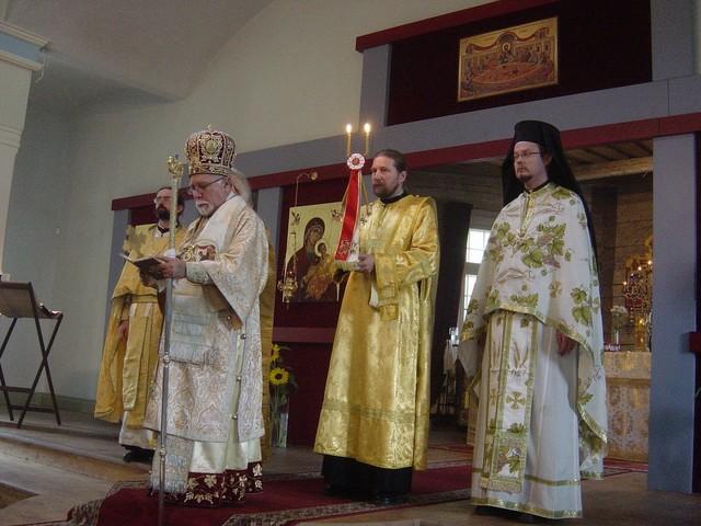 Liturgia Tallinnassa 2004