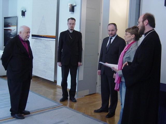 Ansiomerkki MP Johannekselle