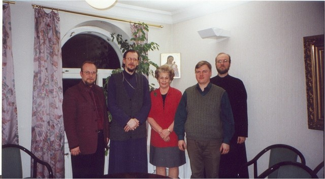VYS:n hallitus 2002