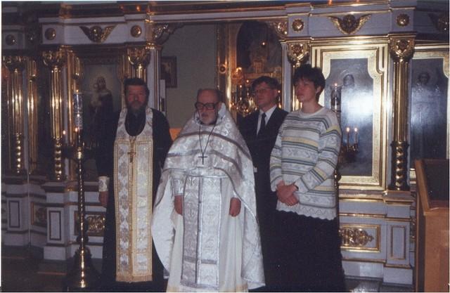 Vironkielinen liturgia 2000