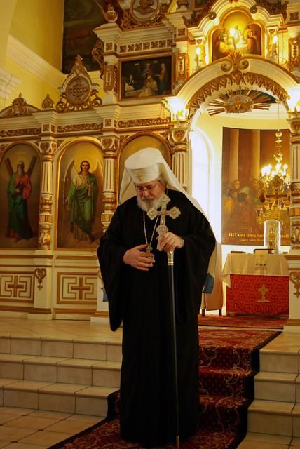 Arkkipiispa Leon vierailu Viroon