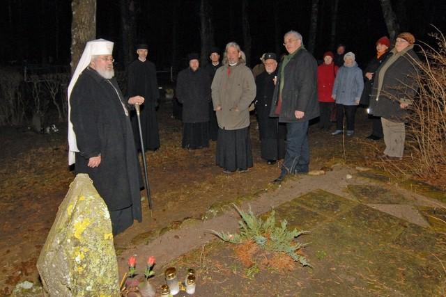 Arkkipiispa Leon Viron vierailu