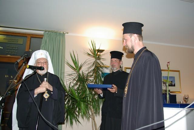 Simeonin ja Hannan katedraalin vihkiminen