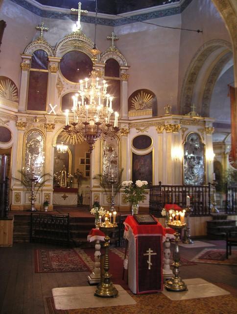 Jumalansynnyttäjän kuolonuneen nukkumisen katedraali (Uspenskin katedraali Tartossa )