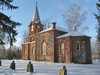 Arkkienkeli Mikaelin kirkko Kährissä