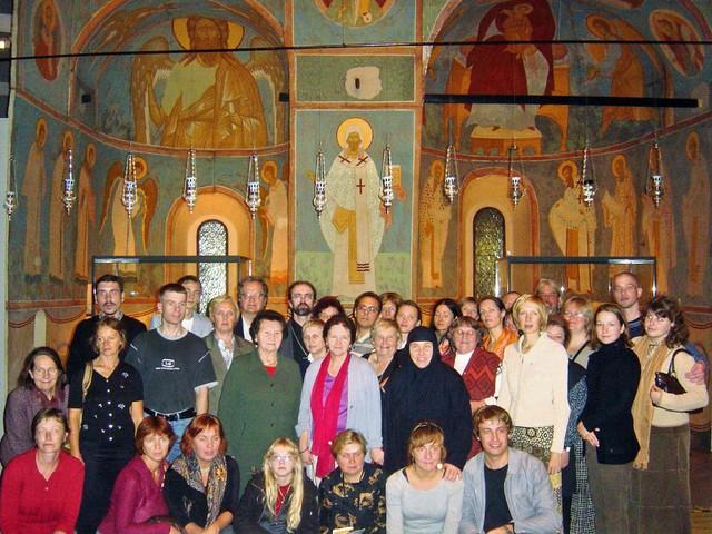 Pyhiinvaellus Athos-näyttelyyn