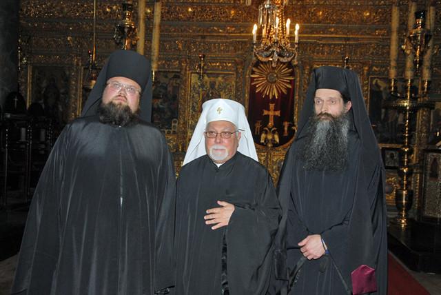 Konstantinopolin tapaaminen lokakuussa 2008