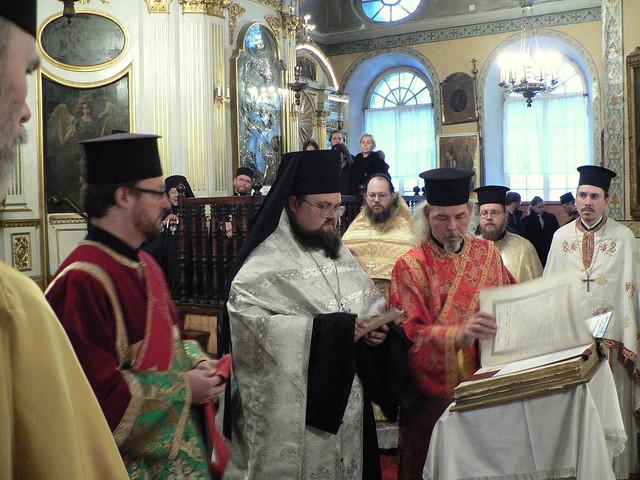 Tarton piispan vihkiminen