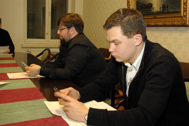 VYS:n hallitus 2008