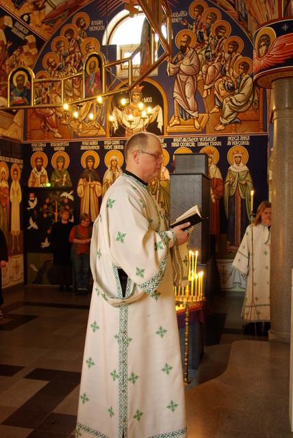 Liturgia 29.3.2009