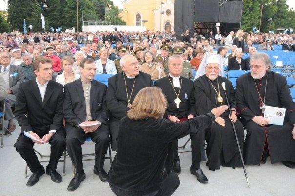 Vapaussodan voitonpylväs Tallinnassa