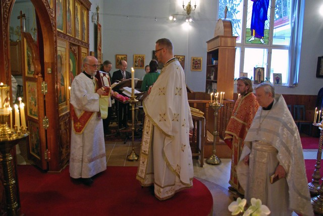 Liturgia 8.11.2009