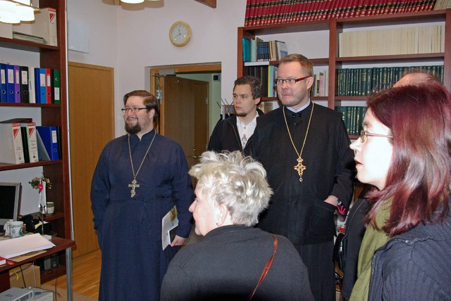 VYS:n hallitus Tallinnassa 2009