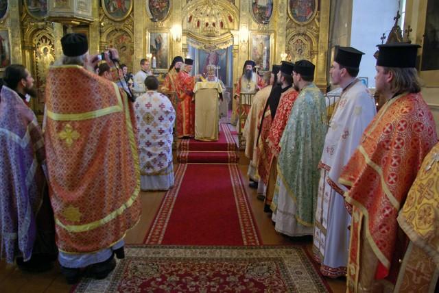 Pyhän Platonin muistoliturgia 2010