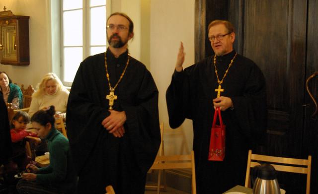 Simeonin ja Hannan katedraalin temppelijuhla 2011