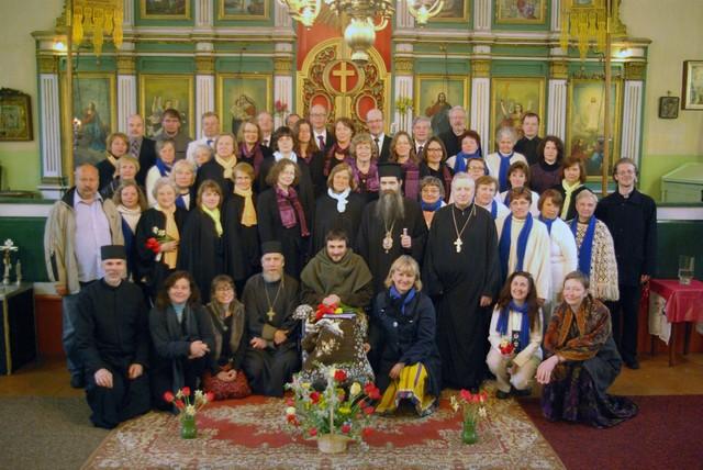 Häädemeesten hengellinen laulupäivä 2011
