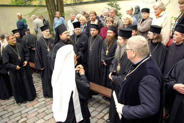 Viron ortodoksisen kirkon kirkolliskokous 2012  EAÕK Täiskogu