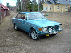 Volvo 142 GL 1073