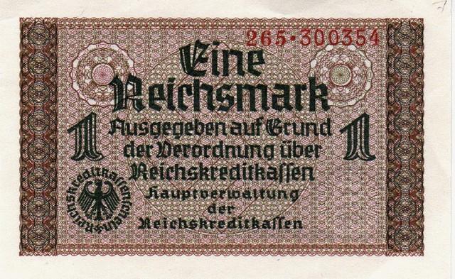 Eine Reichsmark