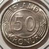 island 50 kronur