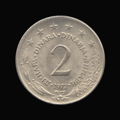 2_dinaria_jugoslavia_1972