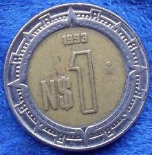 1_peso_coin_1993_mexico