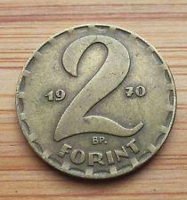 2_forint_hungary_1970