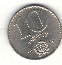 10_forint_hungary_1971