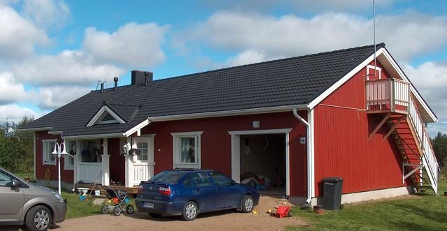 Mittava-talo Syväjärvi Sodankylä