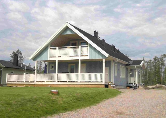 Älvsby-talo   Korkalovaara Rovaniemi