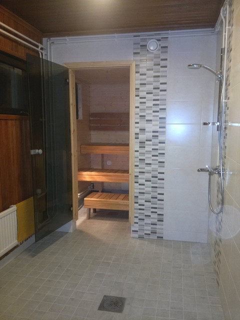 Pesuhuone remontti