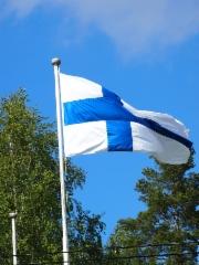Lippu salossa