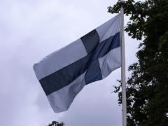 Juhannuksena lippu salossa