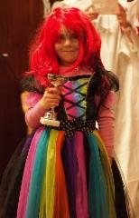 Lasten kilpailun voittaja
