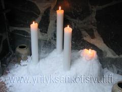 kynttil�takka