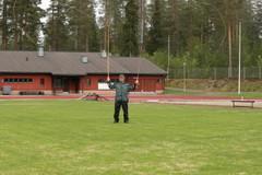 rytmiharjoitusta/kuva Teppo Turpeinen
