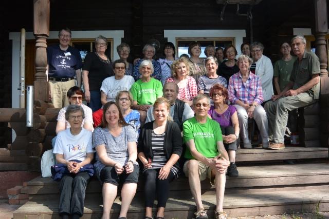 Verkon vapaaehtoisten kokoontuminen 2017